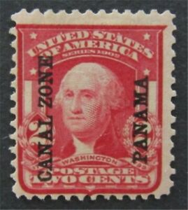 nystamps US Canal Zone Stamp # 5 Mint OG H $35   L30x1026