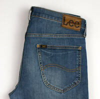 Lee Hommes Daren Slim Jeans Extensible Taille W32 L28 APZ259
