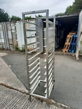 More details for grundy stainless 12 tier heavy duty racking for 60 x 40cm trays