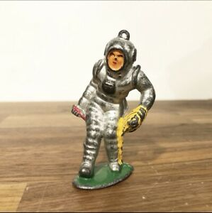 """HARD TO FIND MANOIL LEAD TOY SOLDIER DEEP SEA DIVER """"65"""" 1940 WW1 DOUGHBOY 787"""