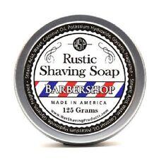 Wet Shaving Products - Rustic Shaving Soap - Barbershop