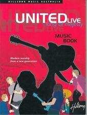 King of Majesty - Hillsong United Live Music Book (Print Songbook)