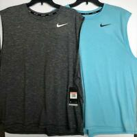 Nike Swim Dri Fit Hydroguard Tank Top Men's Big & Tall Sizes NEW UPF40+
