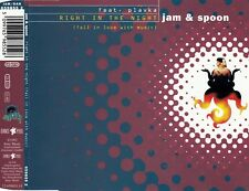 JAM & SPOON : RIGHT IN THE NIGHT (FALL IN LOVE WITH MUSIC) / CD - TOP-ZUSTAND
