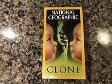 National Geographic New Sealed Vhs! PBS Discovery Channel