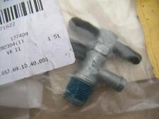 chrysler voyager 3.3 inlet manifold servo pipe connector 98-00 chrysler 04612890