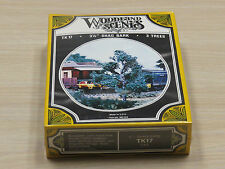 TK17 Woodland Scenics Shag Bark Trees (3pcs) - For Trains, Dioramas, Art & Craft