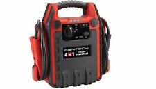 4-in-1 Jump Starter Air Compressor Camp Outage Case DC Outlet Power Supply Auto