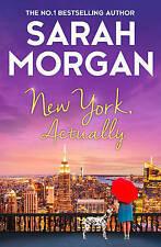 New York, Actually, Morgan, Sarah, Very Good Book