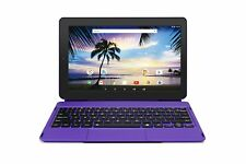 """RCA 12.2"""" PRO12  Android 6.0 Tablet w/ Keyboard 32GB (Purple)"""