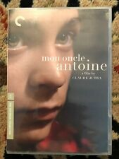 Mon Oncle Antoine•1971 Film by Claude Jutra• Criterion Collection 2 DVD Set•2008