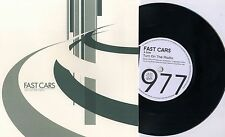 "Fast Cars -Turn On The Radio 7"" JAPAN PRESS Chords Power Pop Mod Powerpearls KBD"