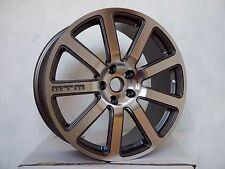 MTM Bimoto Felge 8,5x19 5x112 ET35 Titan-Poliert Rad Alufelge Audi VW Seat Skoda