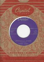 """TOMMY SANDS- """"FANTASTICALLY FOOLISH""""/ """"LET ME BE LOVED""""- CAPITOL- EXC. CONDITION"""