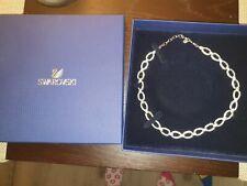 Swarovski original Collier Halskette Selma Silver 1156193 Neu