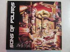 SONS OF POLARIS EVIL VOL. 1 2012 6 TRK CD PROGRESSIVE METAL UNDERGROUND HARDROCK