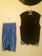 PROTEGE BASKETBALL UNIFORM JERSEY+SHORTS Uniform XXL. Made In Cambodia. NEW