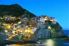 Adult Jigsaw Puzzle Cinque Terre Coastline Village Italy 500-Pieces