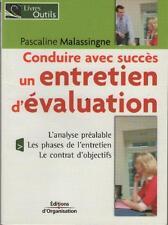 Conduire avec Succès un Entretien d'Evaluation - Pascaline Malassingne - DRH