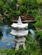 Pagode 2 stöckig japanische Steinlaterne....