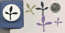 Med Verdure Leaf Paper Punch-Quilling-Cardmaking-Scrap