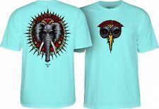 Powell Peralta Mike Vallely ELEPHANT Skateboard Shirt CELEDON XL