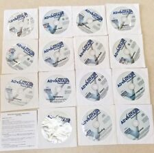 Middle School Advantage 2006 CD-ROM 15 Discs by Encore USED