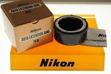 Nikon PK-13 Auto extension ring. MINT- boxed condition. +manual.