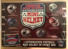 2018 Tristar NFL Autograph Football Mini Helmet Box Live Break Random Team #82