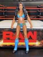 WWE ALICIA FOX BASIC SERIES 83 RARE MATTEL WRESTLING ACTION FIGURE