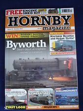 Hornby Magazine # 52 Oct 2011 - Byworth - Shillinghurst - Weathering -Add Smoke