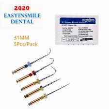 31mm Endodontic Rotary Files X3 Niti Never Break Easyinsmile For Dental Endo 5pc