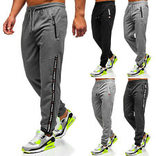 Trainingshose Sporthose Jogger Hose Classic Fitness Motiv Herren Mix BOLF Sport
