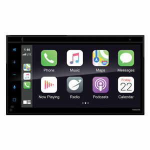"""Planet Audio P9900CPA Double-DIN 6.75"""" Apple CarPlay & Android Auto Receiver"""