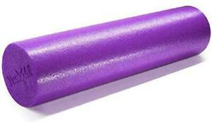 Yes4All Premium Medium Density Round Pe Foam Roller For Physical Therapy