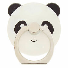 Claire's Girl's Panda Bear Phone Case Ring Stand White