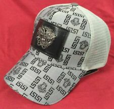 Brand New Fashion Versace Mesh Tennis Hat Outdoor Cap Medium
