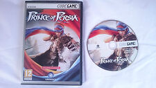 SET AND BOX PRINCE OF PERSIA GAME PC COMPUTER PAL ESPANA.SIN INSTRUCTIONS