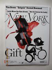 New York magazine - November 26, 2012