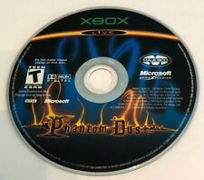 Original Xbox Live Phantom Dust Game (Disc Only) By Majesco Microsoft Game