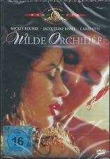 DVD - Wilde Orchidee - Mickey Rourke - Jacqueline Bisset - Neu & OVP