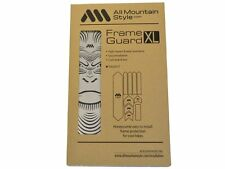 All Mountain Style AMS Frame Guard XL  Bike Protection Stickers Clear/Ape