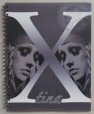 XTINA / CHRISTINA AGUILERA * STRIPPED TOUR PROGRAMME * 2003 * HTF!