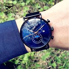 AILANG Brand Men's Mechanical Watch Quality Automatic Minimalist Waterproof Stai