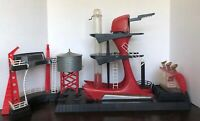 Vintage Space Play Set Operation X-500 Deluxe Reading 1960's Children's Toy