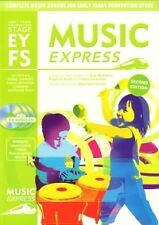 MUSIC EXPRESS Early Years Foundation Stage + CDs