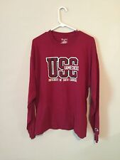 Champion authentic athletic apparel USC South Carolina long sleeve shirt size XL