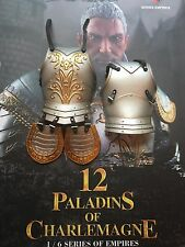 COO Models Empire Paladins of Charlemagne METAL Body Armour loose 1/6th scale