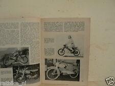 BRO6010-EXPRESS CARINO MOPED,TOMOS, KAPTEIN GRAND SPORT 1960 MOFA,MOPED