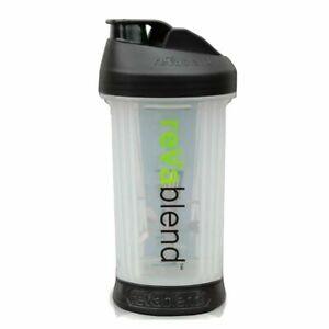 REVABLEND Non-Electric Portable Blender Shaker Smoothies  Pre-Workout Milkshakes
